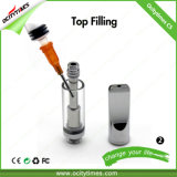 Cartuccia del CO2 della penna di Vape dell'olio di Ocitytimes Cbd/cartuccia/atomizzatore di vetro dell'olio di Cbd