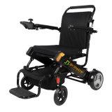 منافس من الوزن الخفيف كهربائيّة يطوي [ليثيوم بتّري] سفر كرسيّ ذو عجلات
