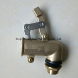 Carrocería de válvula de cobre amarillo de la válvula de flotador