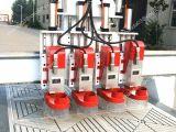 Multihead CNC, der Maschinerie für Holzbearbeitung und das Bekanntmachen schnitzt