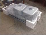 Dissipador 610*510*220mm da água da bacia do aço inoxidável 304 de Jnm92s518 Squre único