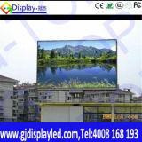 Visualizzazione di LED di alta risoluzione dell'interno di colore completo P4.81 per fare pubblicità