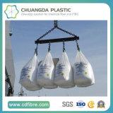 1-2 saco tecido PP da tonelada dos laços FIBC para a embalagem do arroz