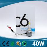 2017 spätester populärer H1/H3/H4/H7/H8/H9/H10/H11/H13/H16/9004/9005/9006/9007/9012 4500lm Scheinwerfer des Leistungs-Auto-LED