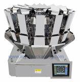 ドッグフードの包装機械のためのセリウムの公認の自動電子重量を量る機械