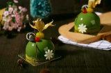 Cioccolato di vendita caldo della decorazione della torta di figura del fiore