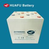batería de plomo del uso solar del almacenaje 2V1500ah