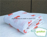 La mousseline de Soft&Smooth 70%Bamboo 30%Cotton Swaddle 47X47 couvrant ""