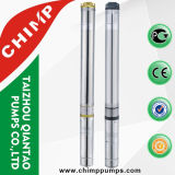 China Hight Quality 4 Inch Screw Type Bombas de água submersas