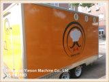 Ys-Fb200f ha personalizzato i camion del gelato della stalla dell'hamburger da vendere