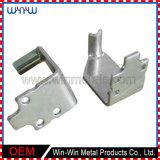 Lamiera sottile di alluminio personalizzata alta precisione della macchina per forare della lega veloce del fornitore di OEM/ODM