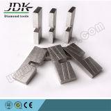 화강암 절단을%s Jdk U 모양 다이아몬드 세그먼트
