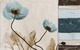 Домашнее UV картины пейзажа конспекта украшения напечатанное на нет модели панели стены: Hq-031