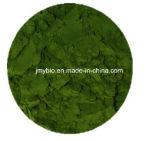 Polvere organica dell'estratto della clorella del rifornimento della fabbrica: Proteina 60%, carotenoidi 2%, additivo nutriente della clorofilla 3%, perdita di peso