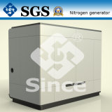 Generador del nitrógeno del PSA de la pureza elevada con el envase