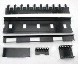 Parte metálica de chapa metálica de precisão em chapa metálica