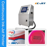 Imprimante jet d'encre de l'industrie chinoise pour l'impression par tube de câble (EC-JET1000)