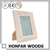 "Regalo promocional de madera de roble de fotos marco 5 ""X6"""