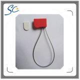 Modifica d'acciaio blu della guarnizione di HF RFID dell'ABS di colore per l'inseguimento di inventario