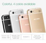 Il più nuovo mini telefono mobile astuto Android 6s del venditore più importante si raddoppia telefono della scheda di memoria