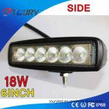 18W LED Arbeits-Licht-Scheinwerfer 4WD nicht für den Straßenverkehr IP68