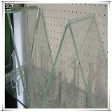 4-19mm transparentes ultra freies Gleitbetriebs-Tafelglas für Gebäude