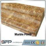 Mármol ligero Polished de la piedra natural M201 Emperdor para el marco del Plinth y de ventana