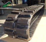 Trilhas de borracha, trilhas da máquina escavadora (450X71)