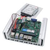 Ordenador de la huella de la base I5 5200u de Intel pequeño con 4G el SSD del RAM 64G