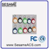Acesso feito sob encomenda Cotrol RFID Keytags dos Fobs/da chave do controle de acesso do baixo preço 125kHz (SDF4)