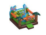 Dinosaurier-aufblasbarer springender Prahler Chb1147