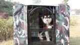 Tela elevada de Qaulity Oxford para a tampa Top4564 dos canis do animal de estimação