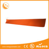 Placa quente flexível longa de borracha de silicone da vida de serviço da proteção ambiental