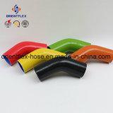 中国の製造業者45 90度の肘のケイ素のホース