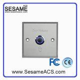 De Legering van het aluminium Geen Knoop van de Deur van Com met Blauwe Backlight (SB5KR)