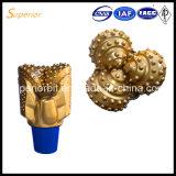 """Bits Drilling do cone do rolo IADC637 TCI do preço do competidor 7 1/2 de """""""