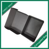 Rectángulo de regalo de papel de empaquetado impreso desplazamiento industrial de la tapa del tirón