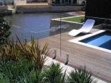 Vidrio Tempered de la cerca de la piscina con el certificado australiano