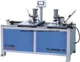 최대 전문가 CNC 사진 또는 액자 두 배 코너 네일링 펀칭기 (TC-868SD2-80)