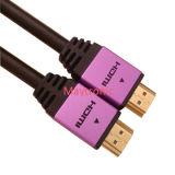 高品質1m/2m/3m/5m 2160p 1.4/2.0 HDMIケーブル、Ultral HDTV/3D/4kのためのサポート