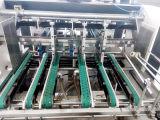 Caixa de empacotamento da caixa de papel do cartão que dobra-se colando a máquina (GK-1600PC)