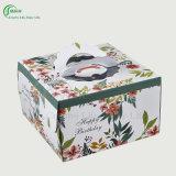 Contenitori di regalo stampati variopinti di vendita calda bei che impaccano le caselle (KG-PX063)