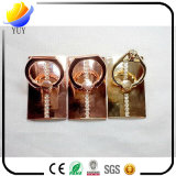 Back Paste-Type Alloy Diamond Lazy Ring Phone Holder