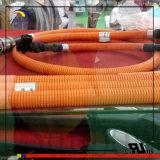 per il cavo elettrico di protezione tubo ondulato galvanizzato