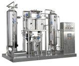 Ligne en trait plein/complète de boisson carbonatée automatique