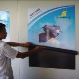 Système d'affichage réceptif d'aimant flexible en gros pour la décoration