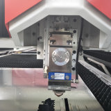 Laser-Maschine 4kw mit Ladeplatten-Austauscher (FLX3015-4000PRO)