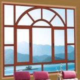 Tinta blu grande Windows di vetro della finestra dello specchio di profilo di alluminio
