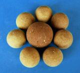 Refraktäres Balls Use in Industry