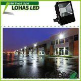 Dispositivo de iluminación al aire libre impermeable de la seguridad de área de luz de inundación de la luz de inundación de Lohas 50W LED IP65